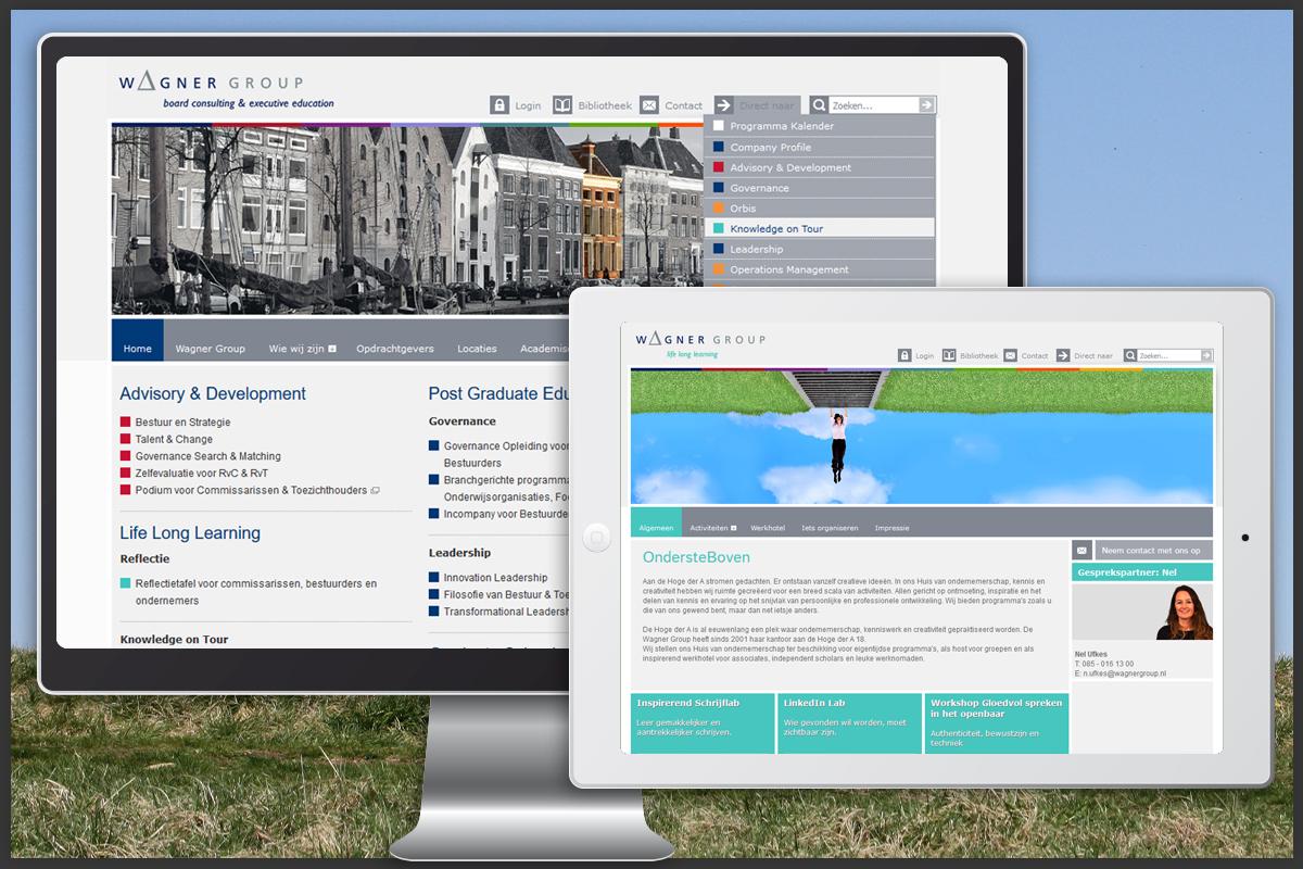 Joomla website ontwerp en ontwikkeling