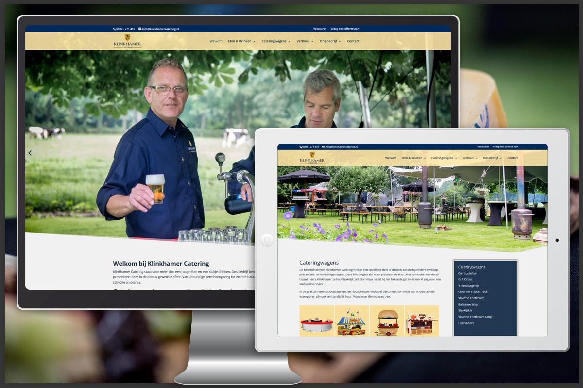 Website ontwerp en ontwikkeling