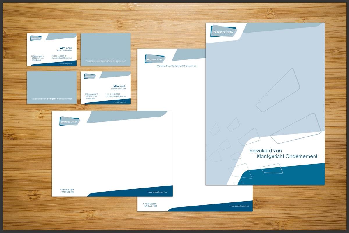 Huisstijl ontwerp en ontwikkeling