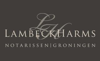 Logo LambeckHarms Notarissen